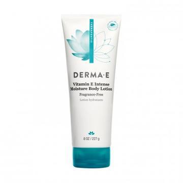 Derma E Vitamin E Intense Moisture Body Lotion - Fragrance-free