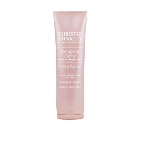Christie Brinkley Skincare Christie Brinkley Authentic Skincare Facial Cleansing Wash
