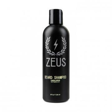 Zeus Beard Sandalwood Beard Shampoo