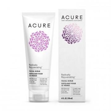 Acure Organics Radically Rejuvenating Facial Scrub