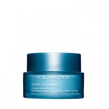 Clarins Hydra-essentiel Silky Cream - Normal To Dry Skin