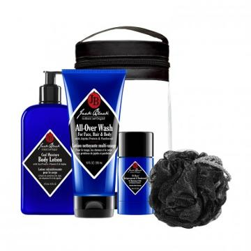 Jack Black Clean & Cool Body Basics Set