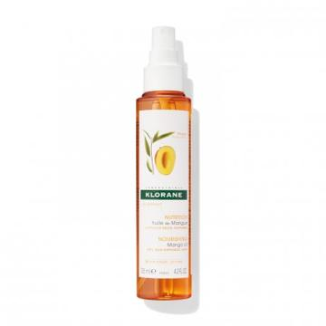 Klorane Mango Oil Spray - For Dry Hair