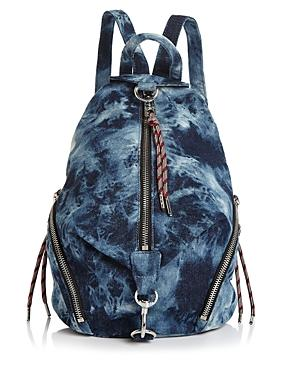 Rebecca Minkoff Denim Julian Backpack