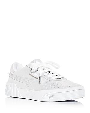 Puma Women's Cali Shimmer Low-top Sneakers