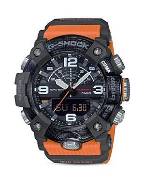 G-shock Master Of G Mudmaster Watch, 53.1mm