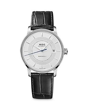 Mido Baroncelli Signature Caliber 80 Watch, 39 Mm