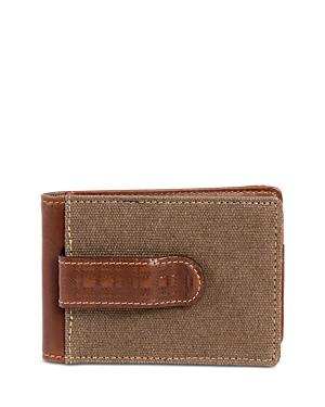 Boconi Bryant Two-fold Money Clip Wallet