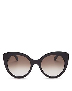 Salvatore Ferragamo Women's Oversized Round Sunglasses, 54mm