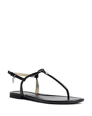 Karen Millen Women's Simple Thong Sandals