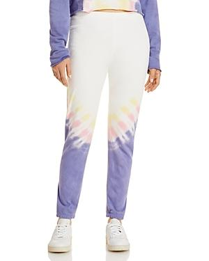 Wildfox Edelweiss Tie Dyed Knox Sweatpants