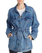 Levi's Belted Trucker Denim Jacket