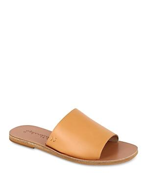 Splendid Women's Thea Leather Slide Sandals
