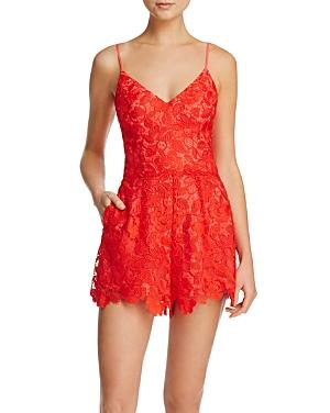 Lovers And Friends Song Bird Romper