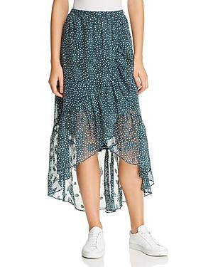 Sage The Label Layla High/low Skirt