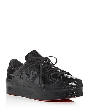 Converse Women's One Star Lace-up Platform Sneakers