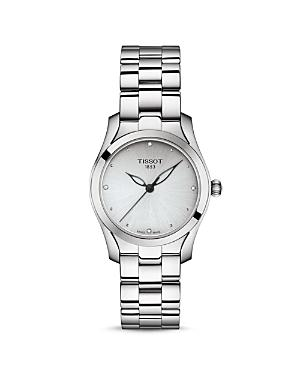 Tissot T-wave Diamond Watch, 30mm