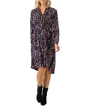 Belldini Printed High/low Dress