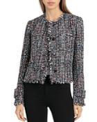 Bagatelle Cropped Tweed Jacket - 100% Exclusive