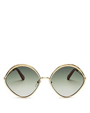 Chloe Women's Dani Diamond Sunglasses, 60mm