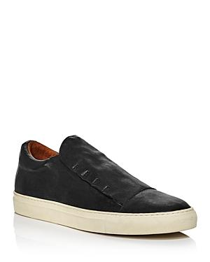 John Varvatos Collection Men's Reed Laceless Low-top Sneakers