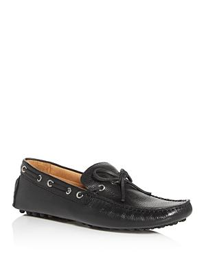 The Men's Store At Bloomingdale's Men's Leather Tie Moc-toe Drivers - 100% Exclusive