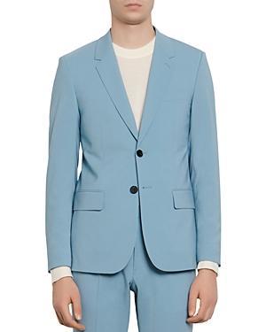 Sandro Slim-fit Summer Suit Jacket