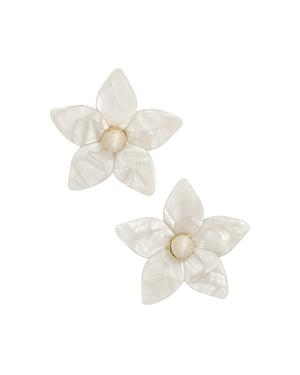 Baublebar Amariella Floral Stud Earrings