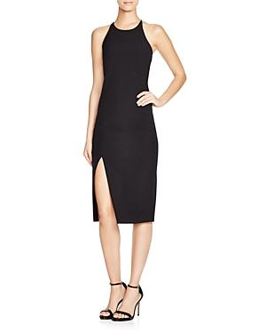 Bardot Cross Back Midi Dress