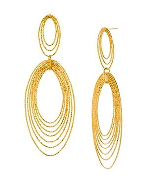 Gorjana Presley State Drop Earrings