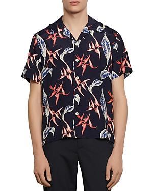 Sandro Tropical Printed Shirt - 100% Exclusive