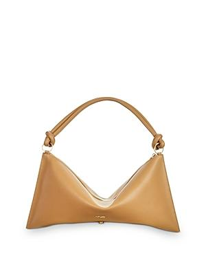 Cult Gaia Hera Large Leather Shoulder Bag