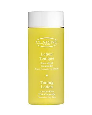 Clarins Toning Lotion For Dry Or Normal Skin