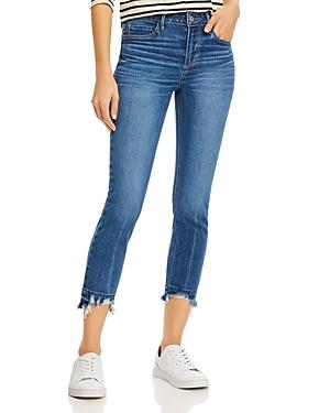 Paige Skyline Cropped Skinny Jeans