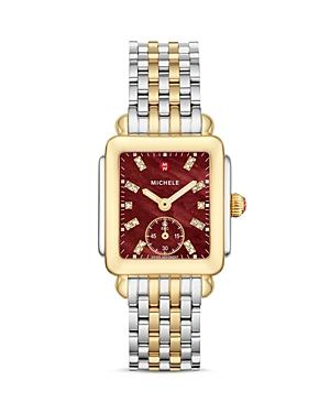 Michele Deco Mid Watch, 29x31mm