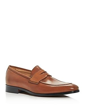 To Boot New York Men's Tesoro Leather Penny Loafers