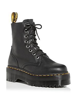Dr. Martens Women's Jadon Iii Platform Combat Boots