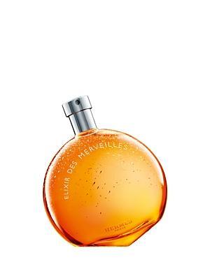 Hermes Elixir Des Merveilles Eau De Parfum Natural Spray, 3.3 Oz.