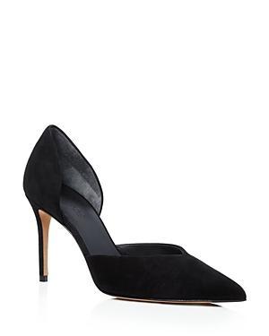 Vince Paulette D'orsay High Heel Pumps