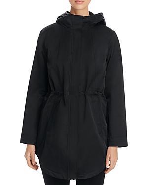 Eileen Fisher Petites Hooded Jacket