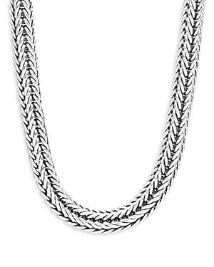 John Hardy Sterling Silver Kami Classic Chain Necklace, 16