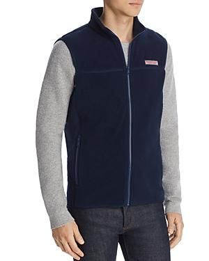 Vineyard Vines Harbor Fleece Vest