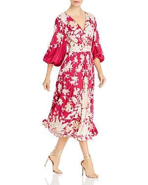 Kobi Halperin Ariella Floral-print Dress