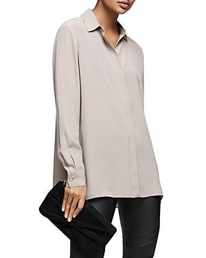 Reiss Brazil Silk Shirt