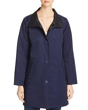 Eileen Fisher Petites Reversible Jacket