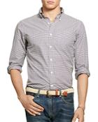 Polo Ralph Lauren Gingham Slim Fit Button-down Shirt
