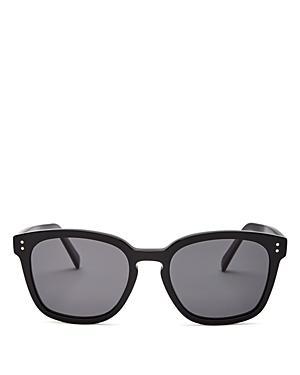 Celine Men's Polarized Square Sunglasses, 55mm