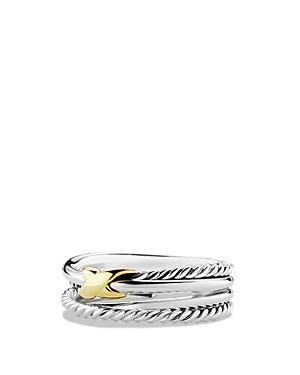 David Yurman X Crossover Ring