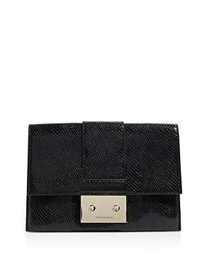Karen Millen Medium Leather Clutch