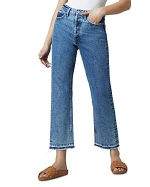 Dl1961 Emilie Straight Leg Jeans In Sustainable